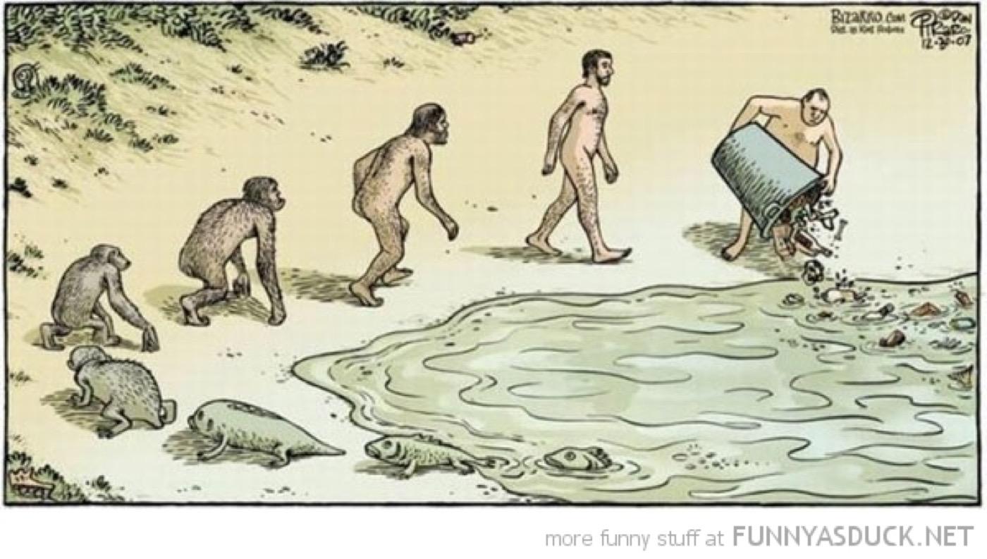 จากวิวัฒนาการสู่เทคโนโลยี